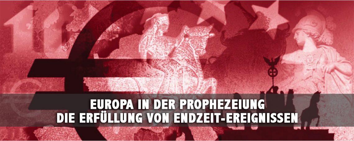 EUROPA IN DER PROPHEZEIUNG - slide