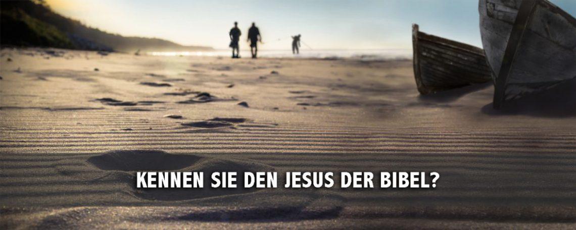 KENNEN SIE DEN JESUS DER BIBEL - slide